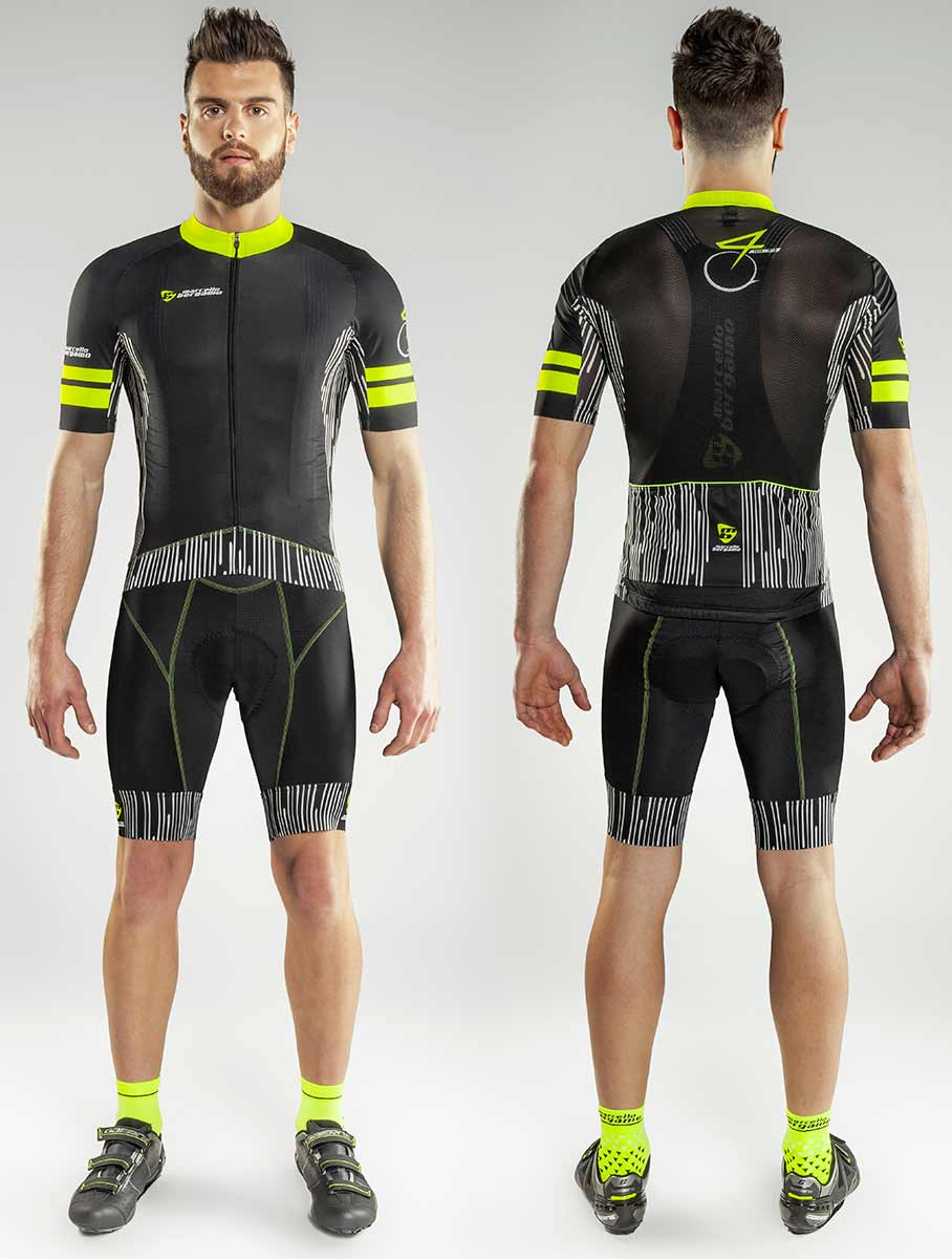 Marcello Bergamo Ready2Race custom kit