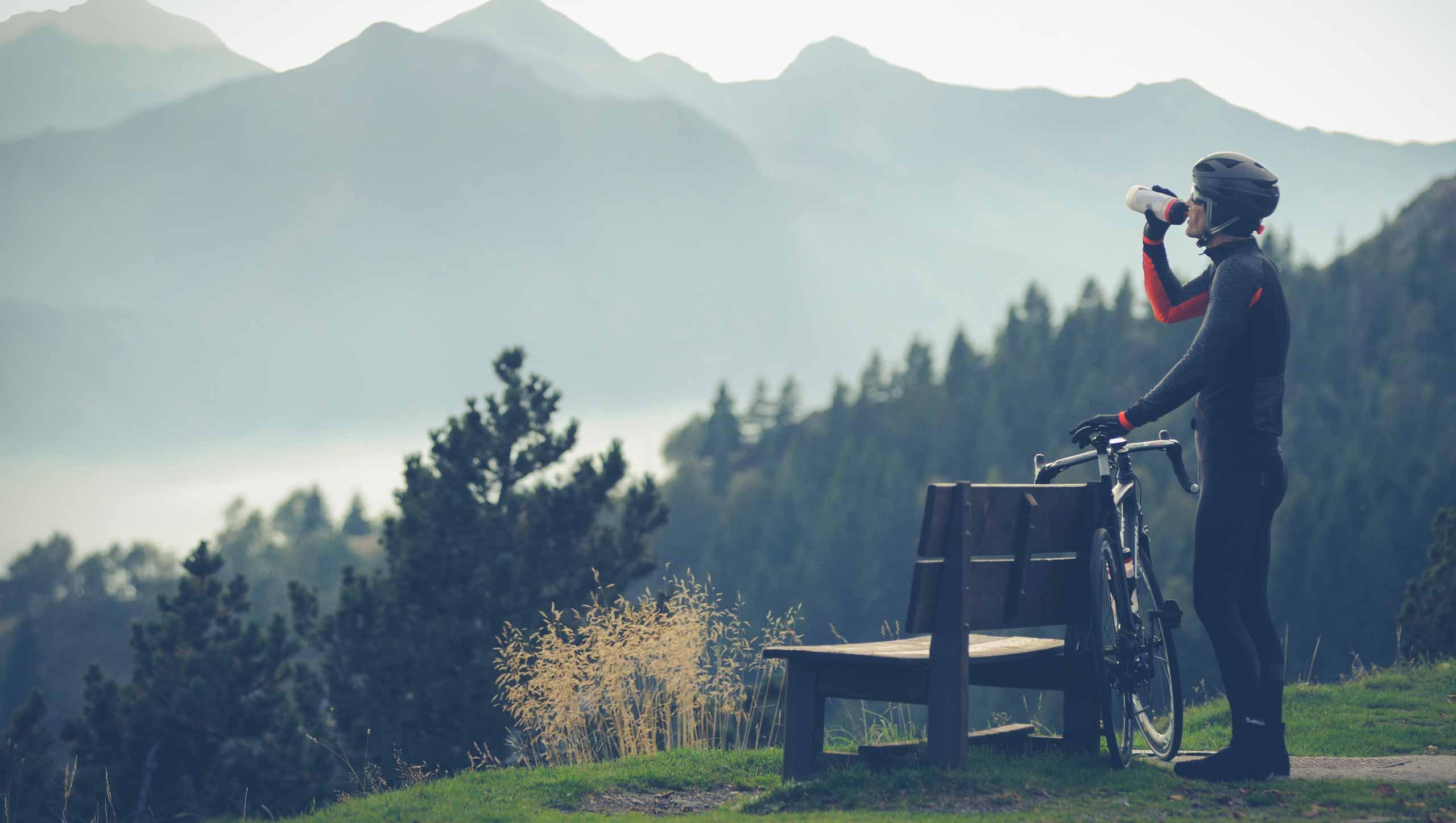 La prima cosa che fai quando è finito l'allenamento o l'uscita in bici
