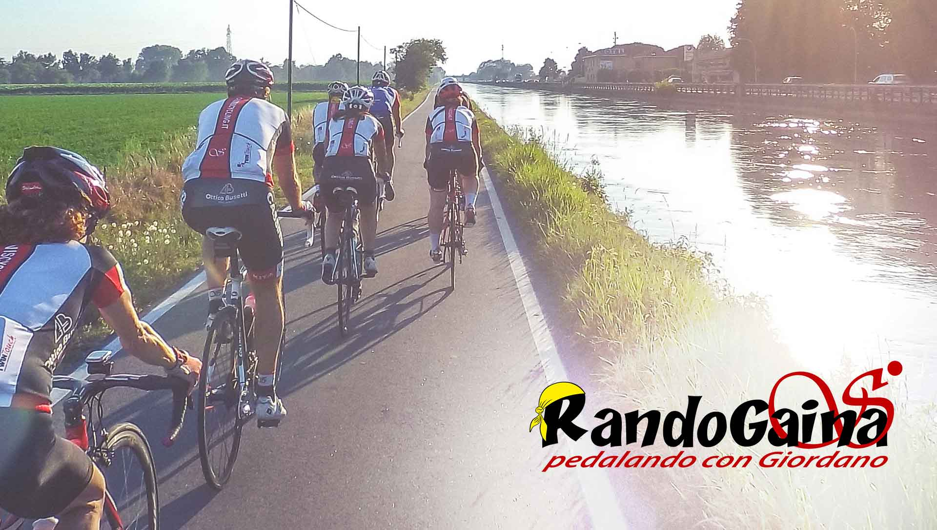 Marcello Bergamo e Team Cassinis al Randogaina 2019