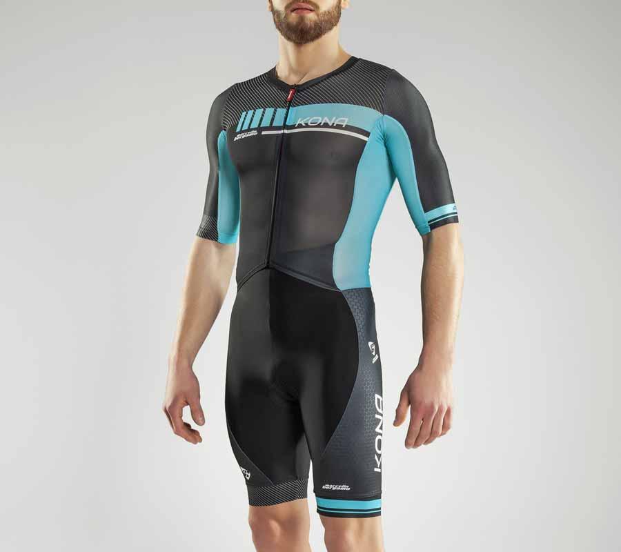 Custom cycling triathlon Kona
