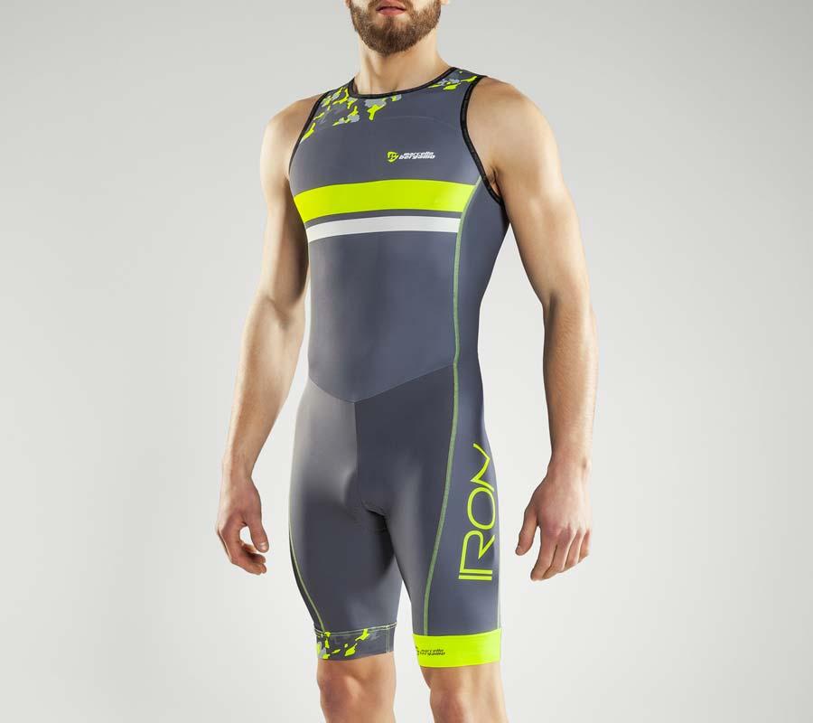 Custom cycling triathlon spin tri