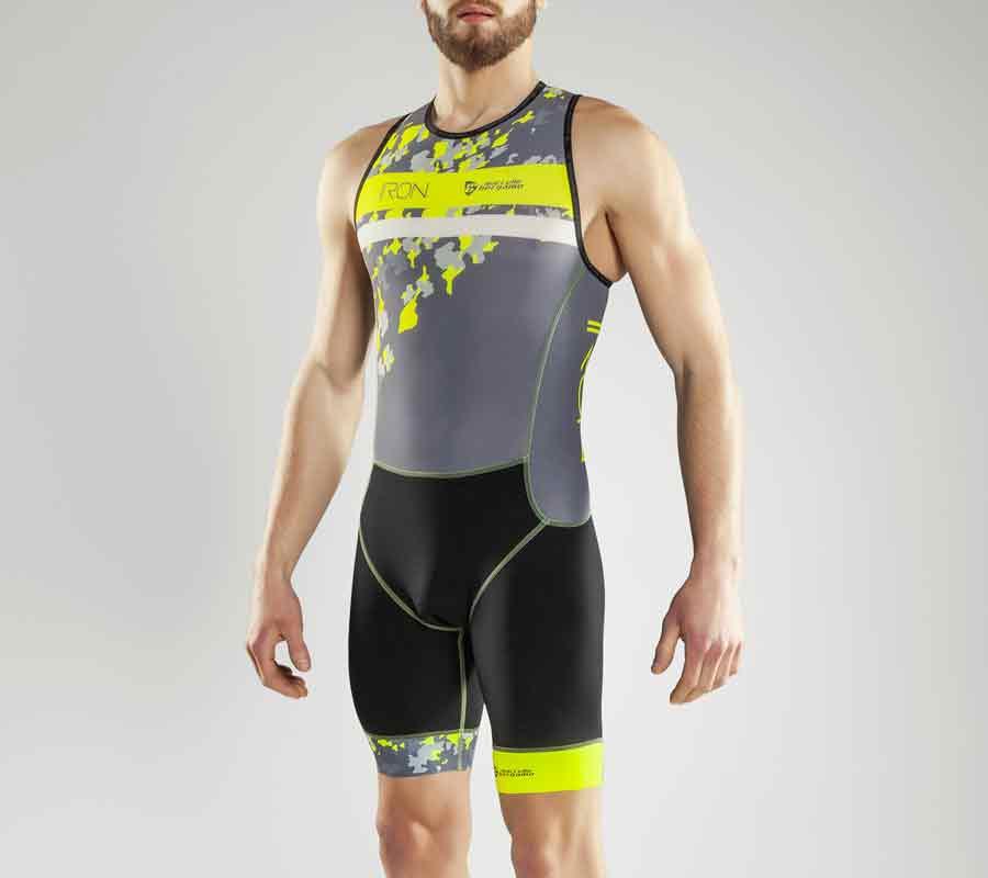 Custom procycling triathlon Espadon