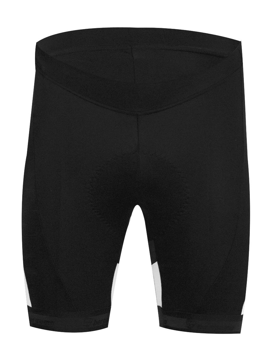 prodotti di qualità prezzo all'ingrosso comprare bene FIX. Pantalone senza bretelle - Nero / Bianco - Ciclismo sportivo ...