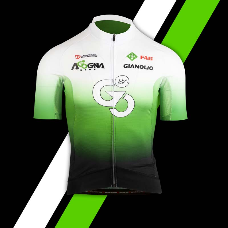 Agogna Bike team maglia custom cycling