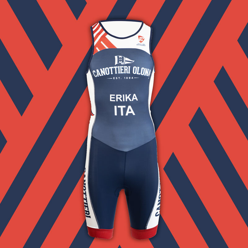 Canottieri Olona body custom triathlon