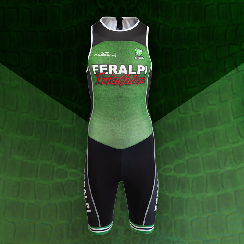 Feralpi Trathlon body custom triathlon
