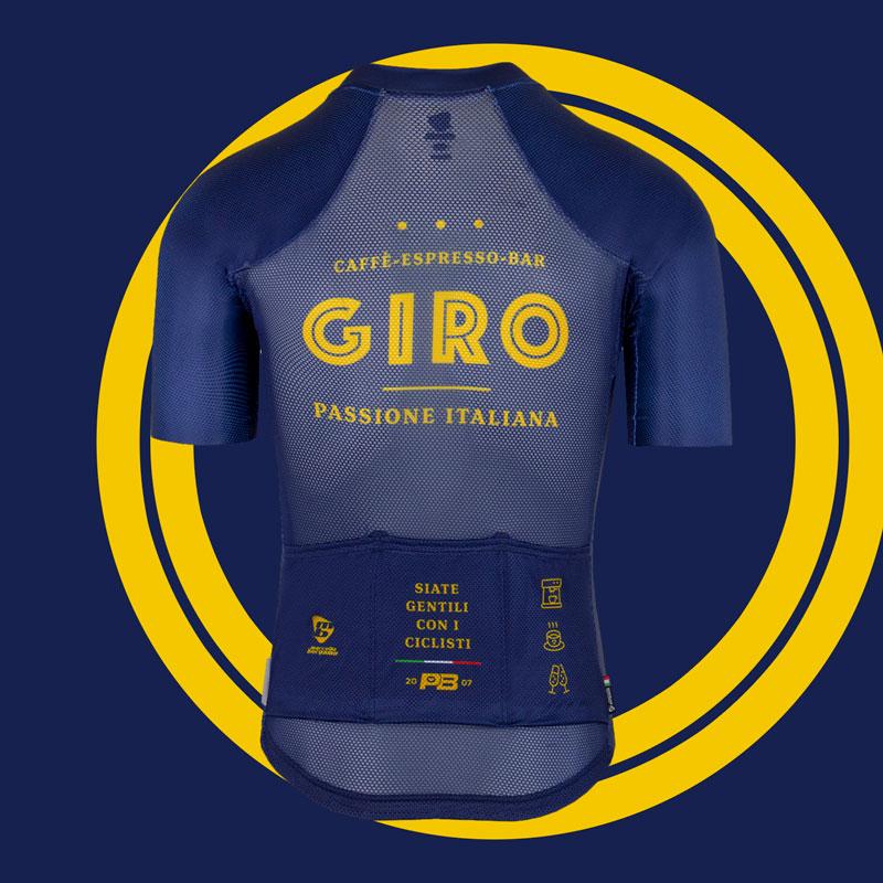 Giro Passione Italiana team maglia custom cycling