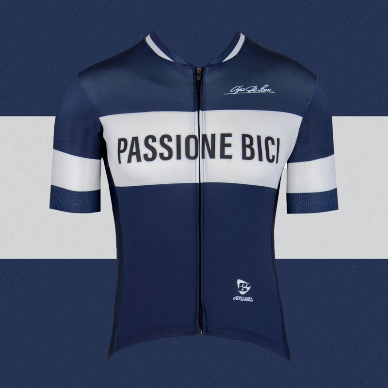 Passione Bici team maglia custom cycling