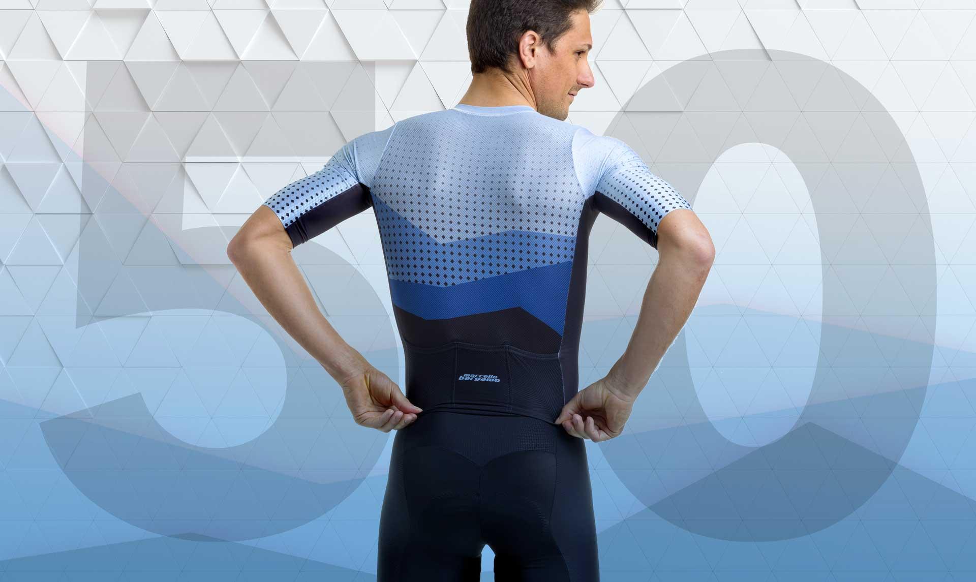 Marcello Bergamo abbigliamento custom ciclismo sconti 2021